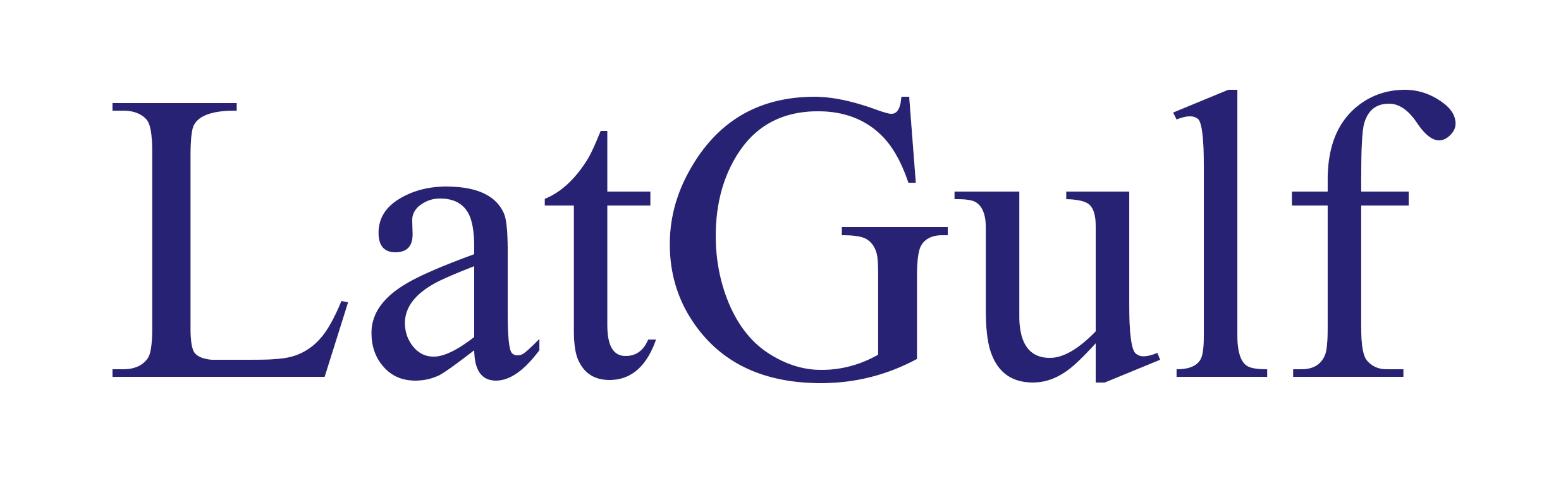 LATGULF Mobile Logo